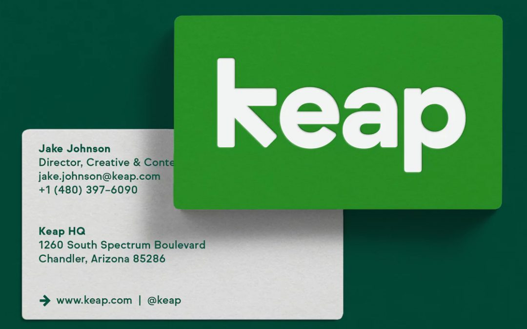 Infusionsoft is now Keap